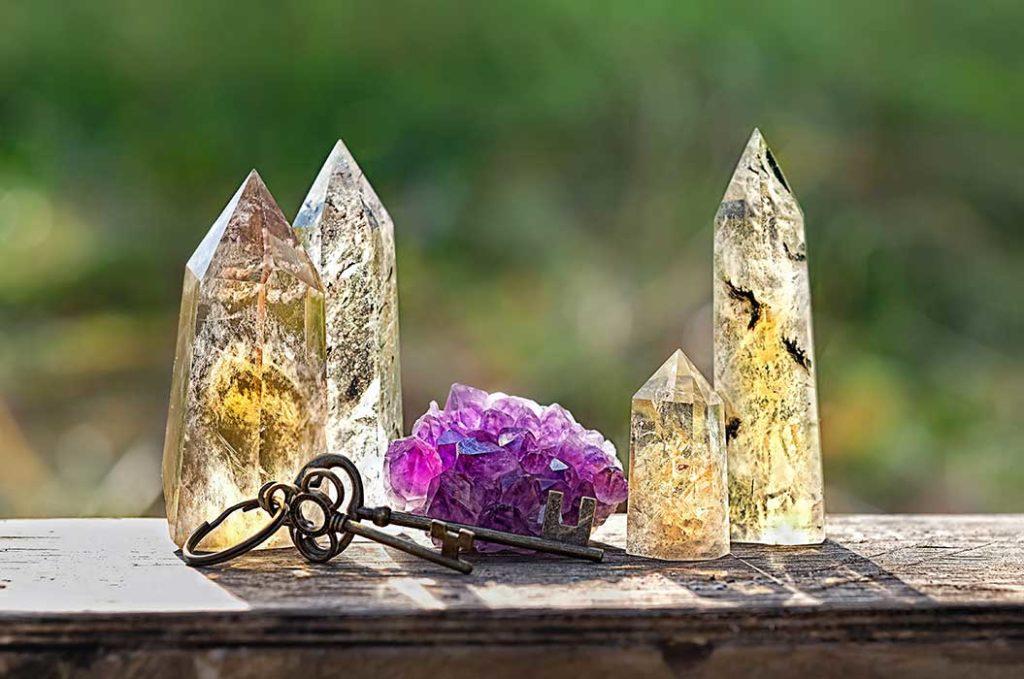 Crystal Healing with Shehnaz Soni