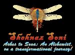 Logo, Shehnaz Soni, transformational coach